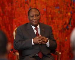 Côte d'Ivoire, Ouattara et le cfa