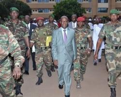 COMMUNIQUÉ DU MINISTÈRE DE LA DÉFENSE NATIONALE DE GUINÉE