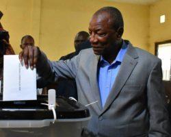 ENTRETIEN EXCLUSIF  Alpha Condé de nouveau candidat en Guinée? «C'est le parti qui décidera»
