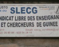 SLECG d'Aboubacar Soumah : les dessous d'une grève inopportune !