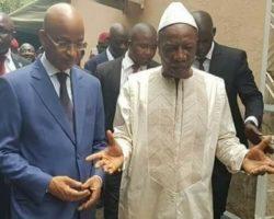 la une: crispation politique en Guinée / RFI