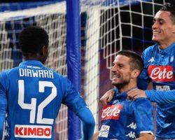 Série A : Diawara titulaire, Naples écrase Empoli