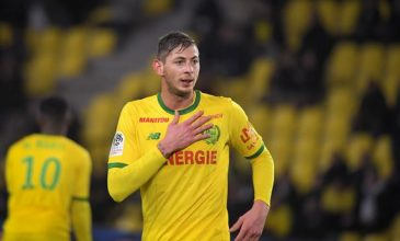 Nantes – L'avion transportant Emiliano Sala à destination de Cardiff a disparu dans la Manche