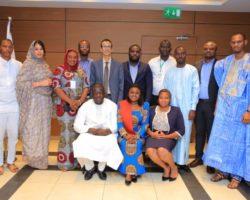 Union PanAfricaine de la Jeunesse:Retombées de la 1ère réunion extraordinaire du Comité Exécutif : des décisions importantes prises pour la bonne marche de l'organisation
