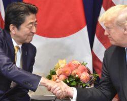 Le Japon a nommé Donald Trump pour le prix Nobel de la paix à la demande des Etats-Unis