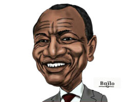 Confessions du Président ! (par Mamadou Pathé BARRY)