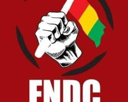 Front national pour la défense de la Constitution: un combat voué à l'échec?