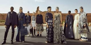 MODE:  Dior et Uniwax, l'histoire d'unecollaboration inédite