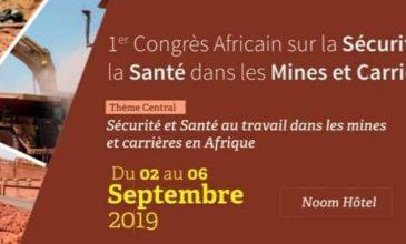 Le 1er Congrès Africain sur la Santé et Sécurité dans les Mines et Carrières (CASSMICA)