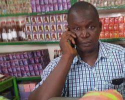 Congrès international sur l'écriture N'ko en Côte d'Ivoire : Nanfo Diaby Invité