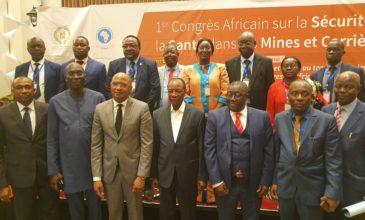 Sécurité et santé dans les mines et carrières : Tenue du 1er Congrès africain à Conakry VIDÉOS