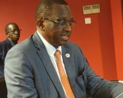 FOOTBALL :Discours de Mamadou Antonio Souaré, Président élu de l'UFOA