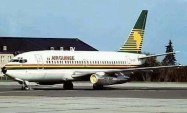 Les drames de la compagnie air GUINÉE