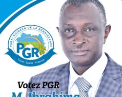 GUINÉE LÉGISLATIVES 2020: LE PGR SORT DE L'ORDINAIRE