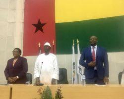 Deux présidents investis en Guinée-Bissau
