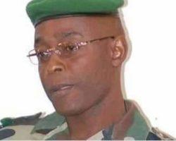 Colonel Mamadou Alpha Barry, arrêté et écroué pour une affaire de vol de près d'un milliard GNF.