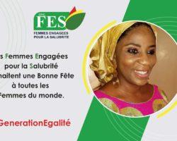 Lutte contre l'insalubrité en Guinée : cheval de bataille d'un groupe de femmes réunies en association